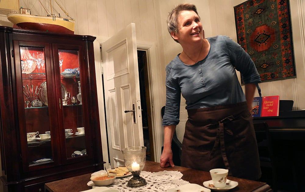 Sigrid Vevelstad, Gjestegården i Vevelstad