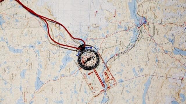 kart og kompass for barn Kurs i kart og kompass!(barn og ungdom)   Midtinorge kart og kompass for barn