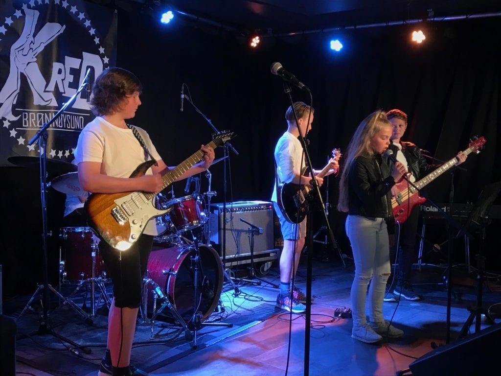 Musikkfest iBrønnøy 2018