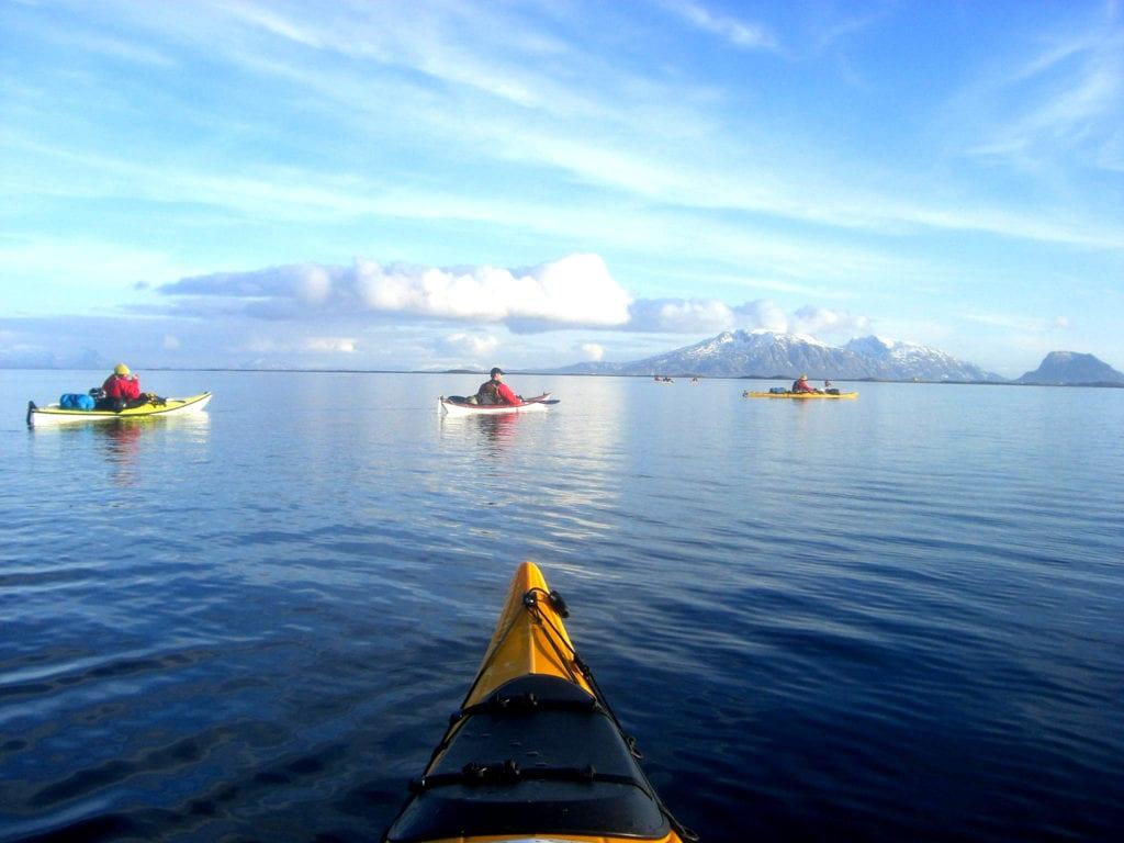 Hvitserktur- Opplev padleparadiset og kystkulturen på Helgeland