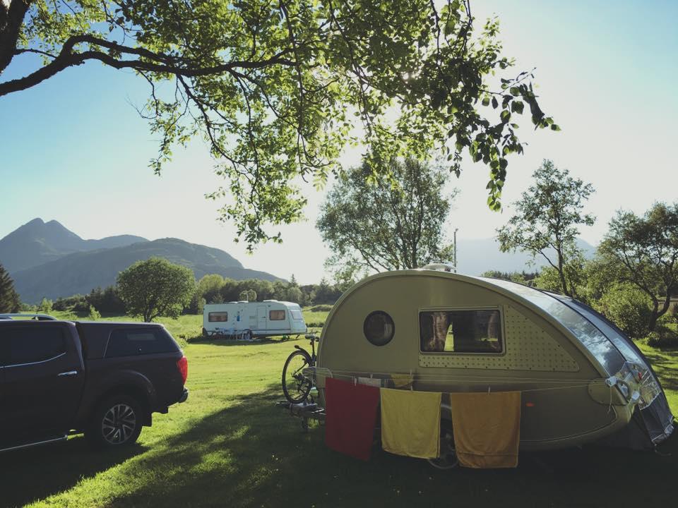 Vega Camping Floaksla Opp