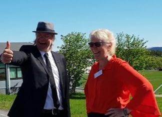 Alex Rosén og Inger-Gunn Sande