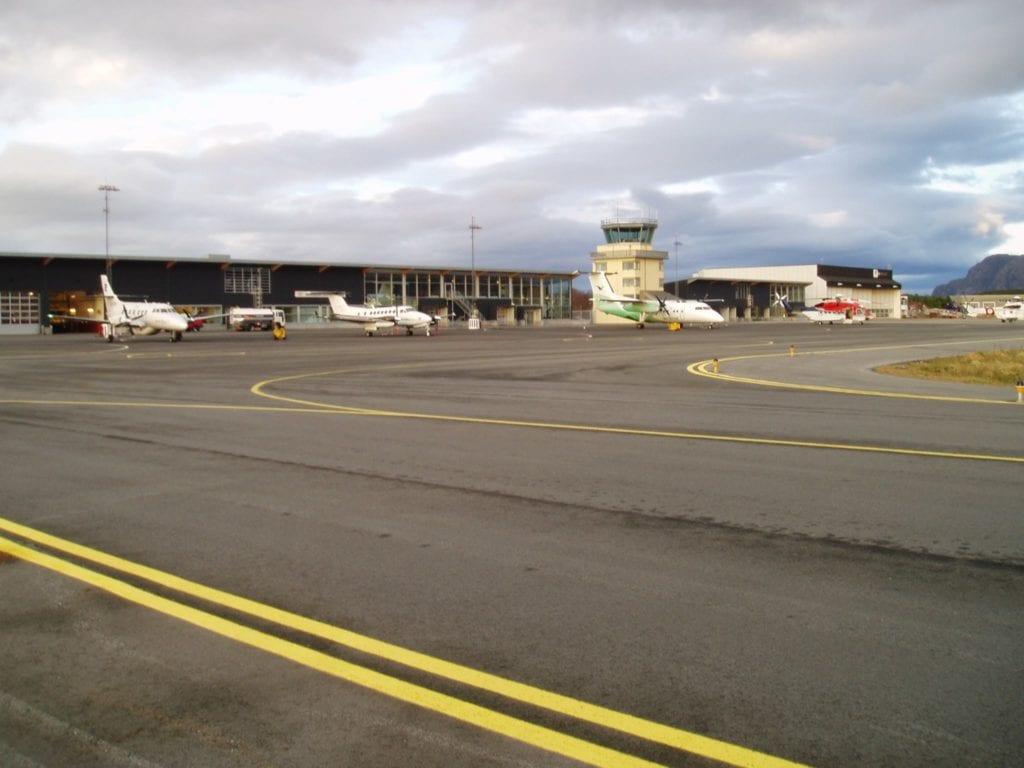 Avinor Brønnøysund lufthavn