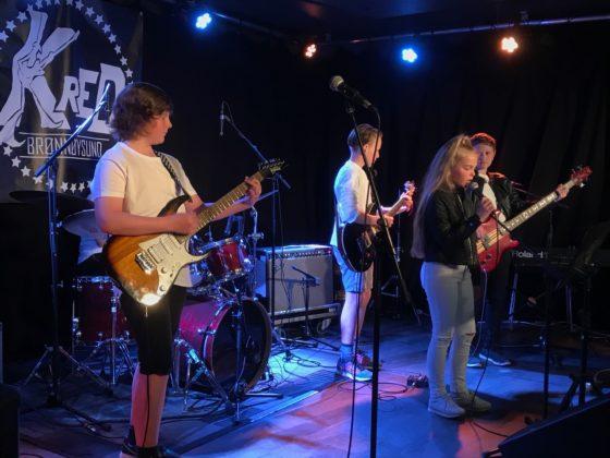 M1 - Brønnøysund Band