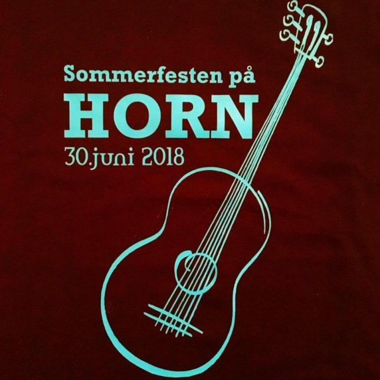 Sommerfesten på Horn 30. juni 2018