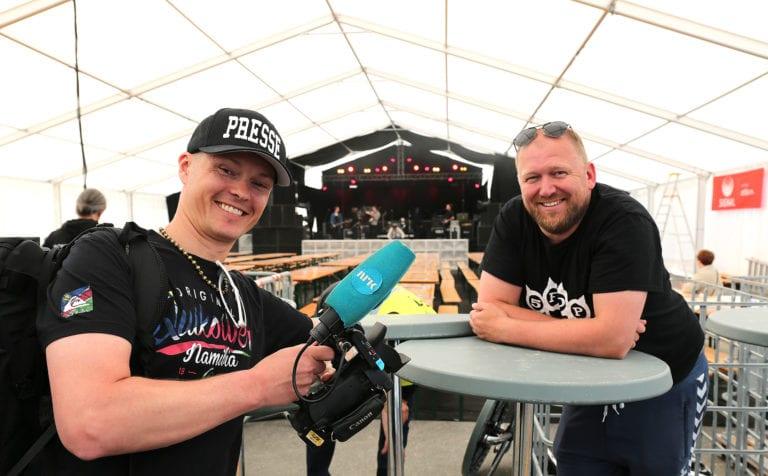 NRK følger Rootsfestivalen i Brønnøysund