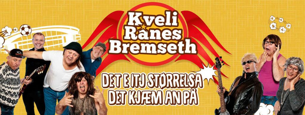 Brønnøysund - Kveli Rånes Bremseth SHOW