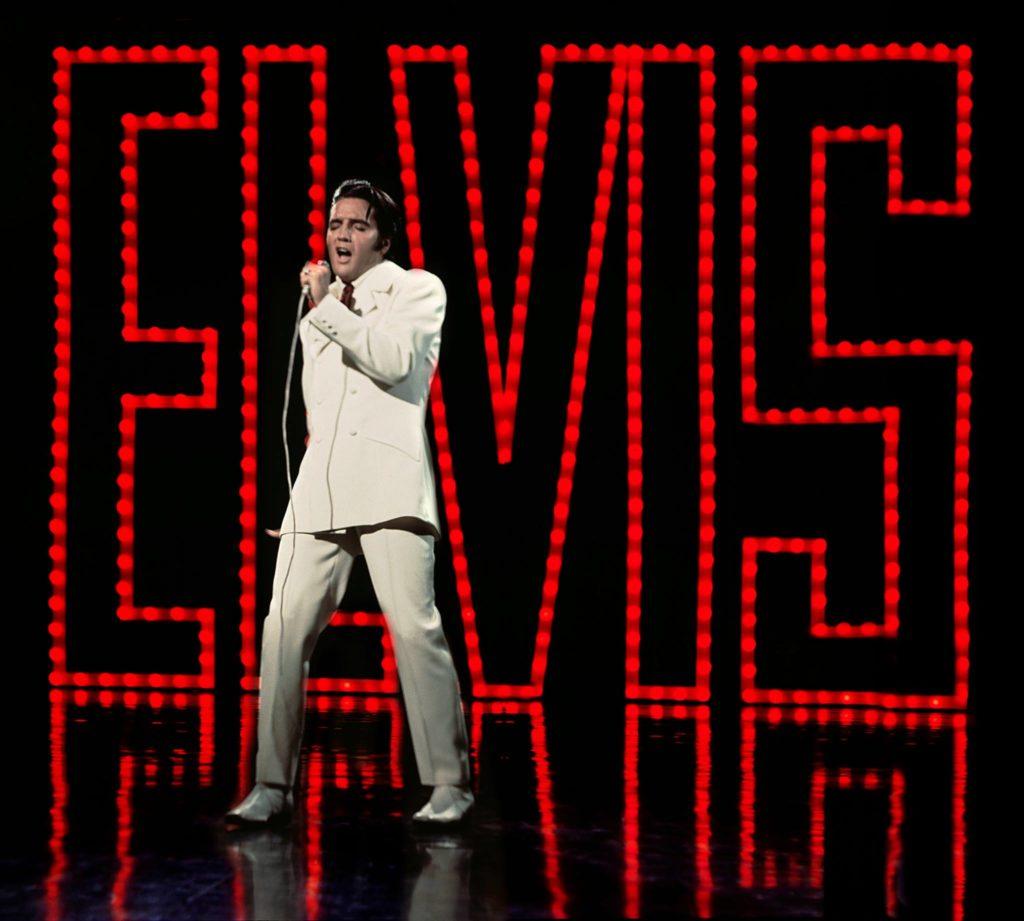 Elvis '68 Comeback Special, på Brønnøy