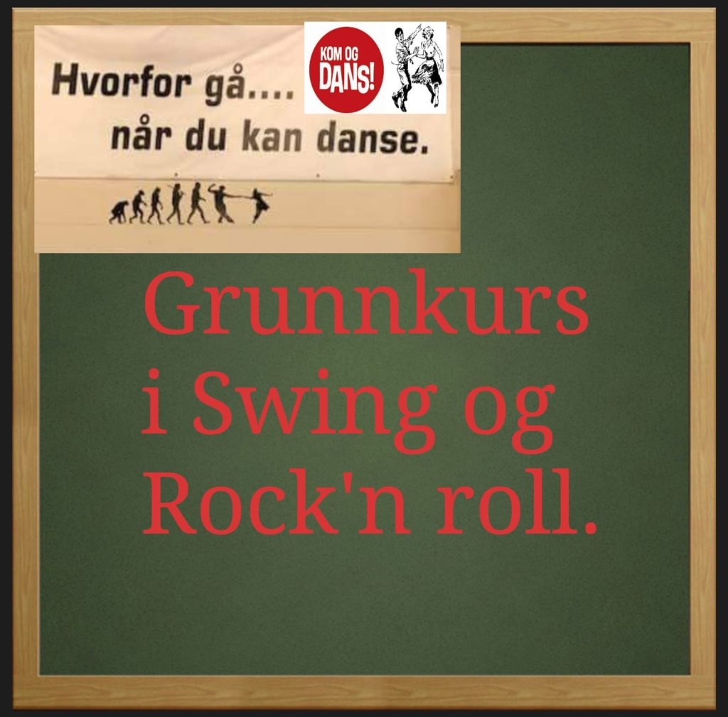 Grunnkurs i Swing og Rock'n roll