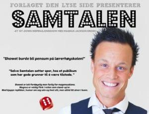 Magnus Jackson Kroghs Samtalen - Sandnessjøen