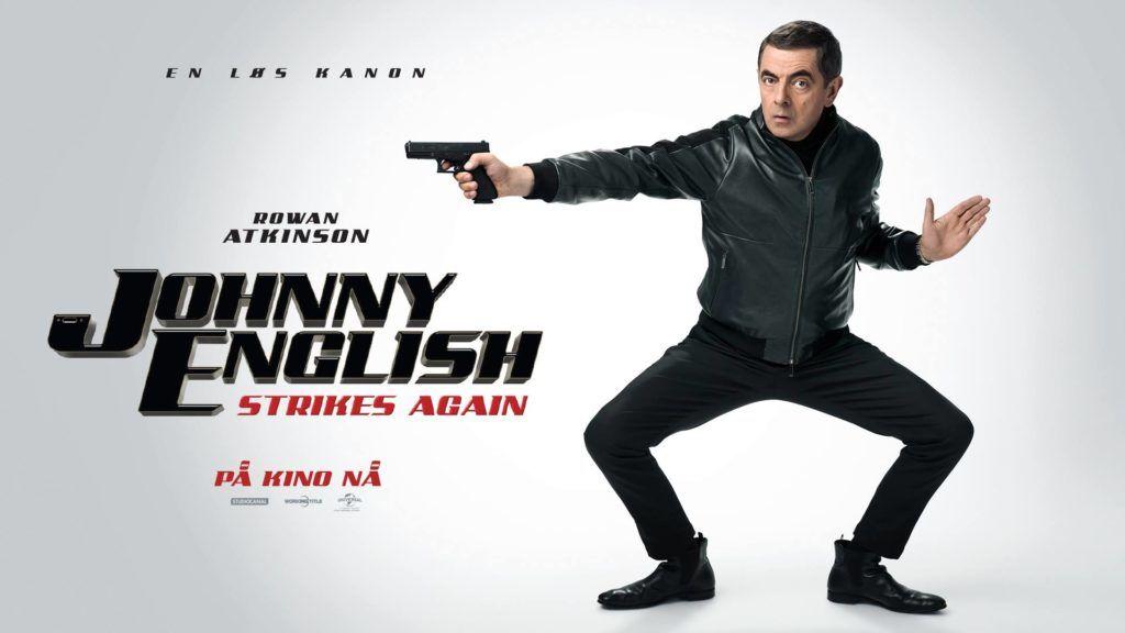 Vega Kino: Johnny English Strikes Again
