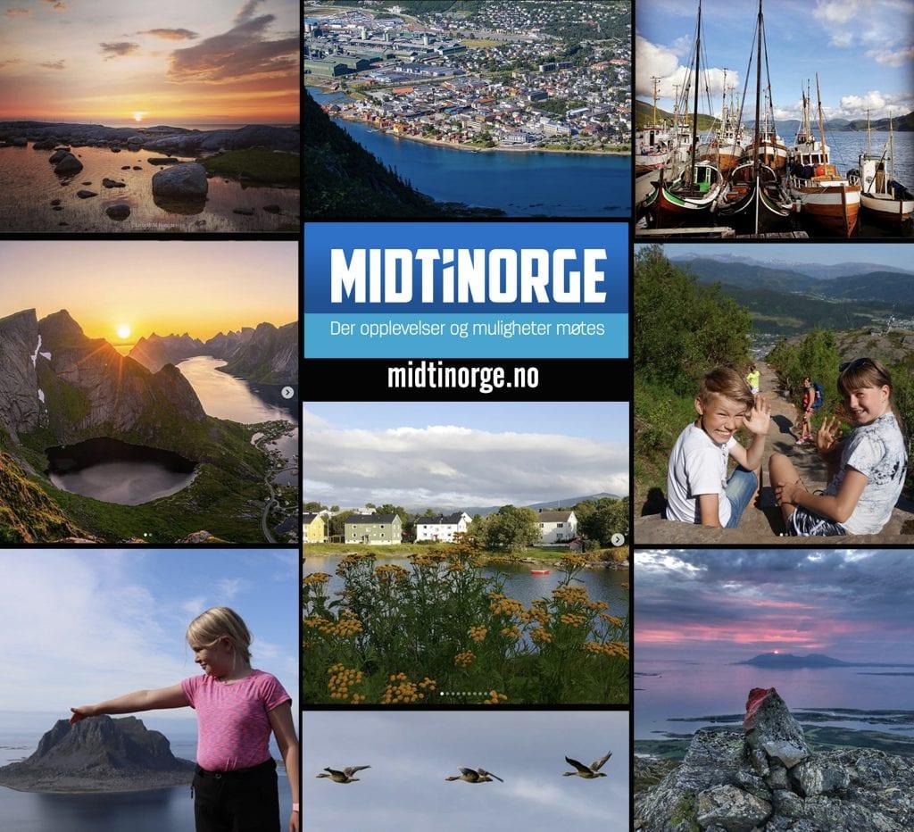 Fotokonkurranse midtinorge.no august 2019