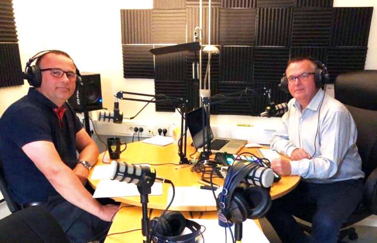 Podcast med eiendomssjefen!
