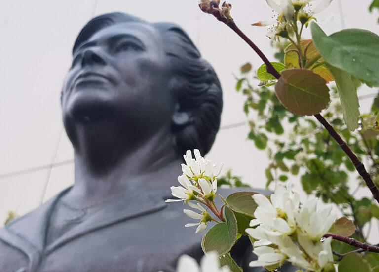 Hun var Brønnøysundregistrenes mor