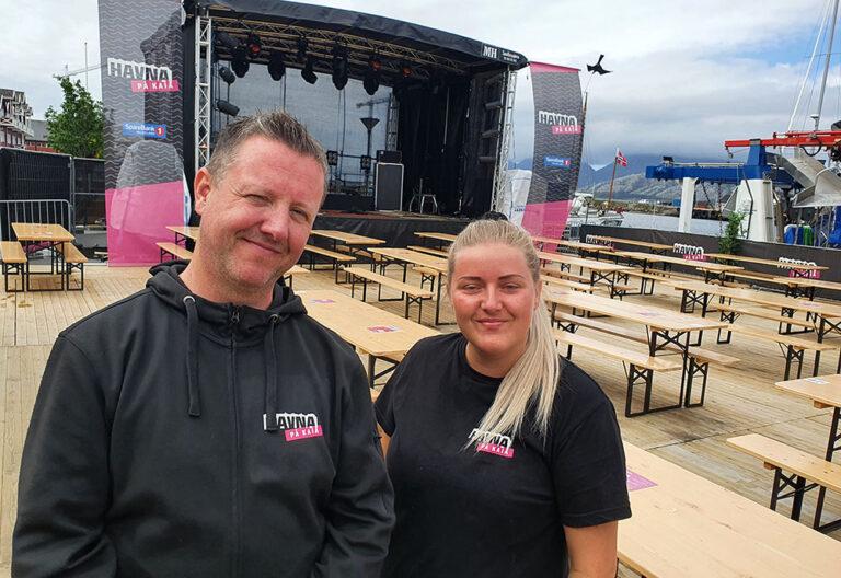 Norges lengste festival og Helgelands største uteservering